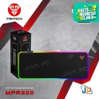 Mousepad Fantech MPR800 Firefly RGB Led - Mouse Pad Gaming Fantech