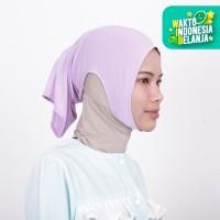 Zoya Inner Kerudung Ciput Hijab - Ciput Telinga Naya Orchid