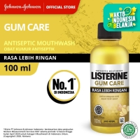 LISTERINE® Gum Care Antiseptic Mouthwash / Obat Kumur 100ml