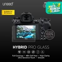UNEED Hybrid Pro Anti Break Screen Protector Kamera SLR / DSLR Nikon