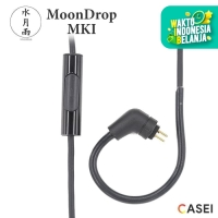 Moondrop MKI Cable With Mic 2Pin 0.78MM - 3.5MM