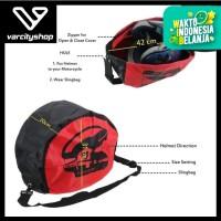 E90 Sarung Helm anti air Cover Helm Tas Helm Funcover Helmet Universal