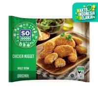 So Good Chicken Nugget Original 400 g Kemasan 1pack Tanihub