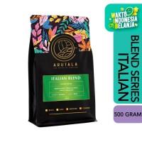 ARUTALA Kopi Italian Blend for Espresso Coffee 500 Gram