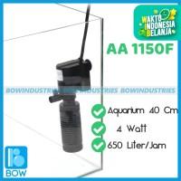 Internal Mini Filter Aquarium Aquascape Akuarium RECENT AA 1150F 4 WAT
