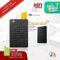 Seagate Expansion 2TB - HDD / HD / Hardisk / Harddisk External 2.5