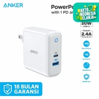 Wall Charger Anker PowerPort II with PD White - A2321