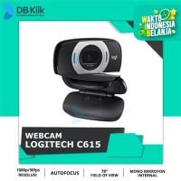 Webcam Logitech C615 HD - Web Cam Logitech C 615