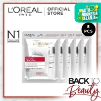 L'Oreal Paris Crystal Micro Essence Treatment Mask Pack of 5