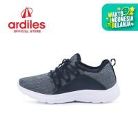 Ardiles Men Bimota Sepatu Running - Abu Abu