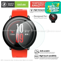 Xiaomi Huami Amazfit PACE Tempered Glass Screen Protector Anti Gores