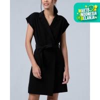 THIS IS APRIL - Quinta Dress Black - 773902