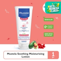 Mustela Soothing Moisturizing Lotion 200 ML