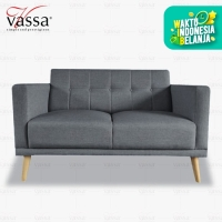 SOFA 2 SEATER / SOFA ASTERIA / VASSA SOFA