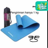 Matras Yoga NBR 10mm SPEEDS / Yoga Mat NBR 10 mm