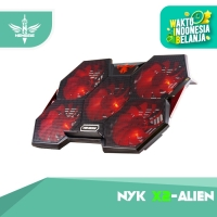 NYK Nemesis Cooling Pad Alien X-2