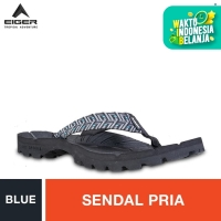 Eiger Lightspeed Pinch 2.0 Pattern 1 Sandals - Blue