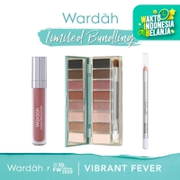 Wardah Vibrant Fever Package
