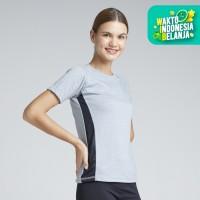 Flexzone Kaos Olahraga Lari Running Tee Wanita FTS-531AB