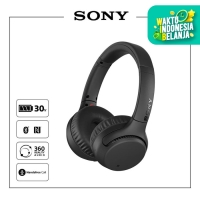 SONY WH-XB700 Black Extra Bass Wireless Headphone / XB700 / XB-700