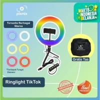 RingLight Rainbow RGB 20CM   RingLight Rainbow for TikTok Youtuber