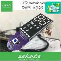 LCD for Scooter DAMi Like M365 Pro