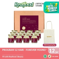 Realfood Forever Young Plus Free Shopping Bag