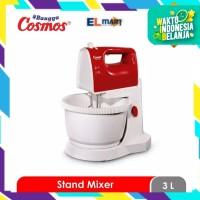 Stand Mixer Berdiri Cosmos CM 1689 Turbo 5 Speed Hand Mixer CM1689