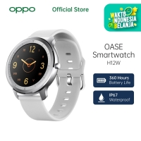 OASE Smartwatch H12W [10 Days Battery Life, All-Day Health Monitoring]