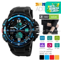 SKMEI AD1148 Jam Tangan Pria Analog Sport Cowok LED Casio G-Shock 1148