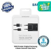 Samsung Original Adaptive Fast Charger USB-C - Black (120cm)