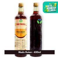 Madu Pramuka - Madu Hutan 650ml/Botol - Forest Honey - Madu Lebah