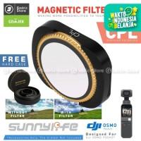 SUNNYLIFE CPL PREMIUM Lens Filter for DJI OSMO POCKET Lensa CPL