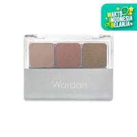 Wardah Eye Shadow F 3.3 g