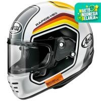 Arai SNI Rapide Neo Number Helm Full Face - White