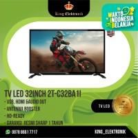 SHARP LED TV 32inch HD HDMI 2T-C32BA1i GARANSI 5 TAHUN / TV LED MURAH