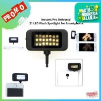 Instant Pro Universal 21 LED Flash camera Spotlight for Smart phone