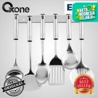 OXONE kitchen tools stainless OX-963 / sutil centong spatula stainless