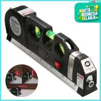 Fixit Level Pro 3 Penggaris Laser Waterpass Meteran Laser 250 Cm