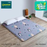 Quantum Kasur Lantai 160 x 200 Karakter - Busa Lipat Gulung Travel - Neko