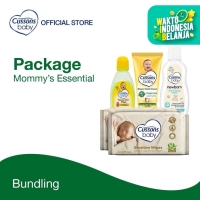 Cussons Baby Mommy's Essential Pack