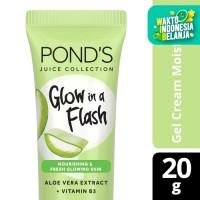 Ponds Juice Collection Moisturizer Aloe Vera Extract + Vit B3 20G