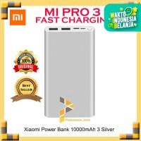 Xiaomi Powerbank Original MI PRO 3 10000mAh 18W Power Bank Fast Charge