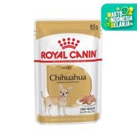 Royal Canin Chihuahua Adult Makanan Anjing Dewasa Wet 1x85gr