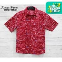 FortKlass HAWAI MIX 3 Kemeja Hawai Bali Pria Motif Kemeja Pantai Cowok