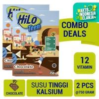 Twin Pack: HiLo Teen Chocolate 750gr - Susu Tinggi Kalsium