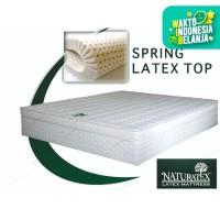 Kasur Latex Naturatex Spring Latex Top uk. 160x200 cm