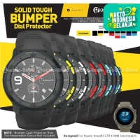 SIKAI SOLID BUMPER DOFF Case Screen Protector Cover Amazfit GTR 47MM
