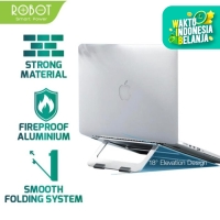 Robot RT-LS01 Lightweight & Foldable Laptop Cooling Stand Silver