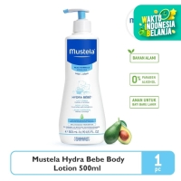 Mustela Hydrabebe Body lotion 500 ml